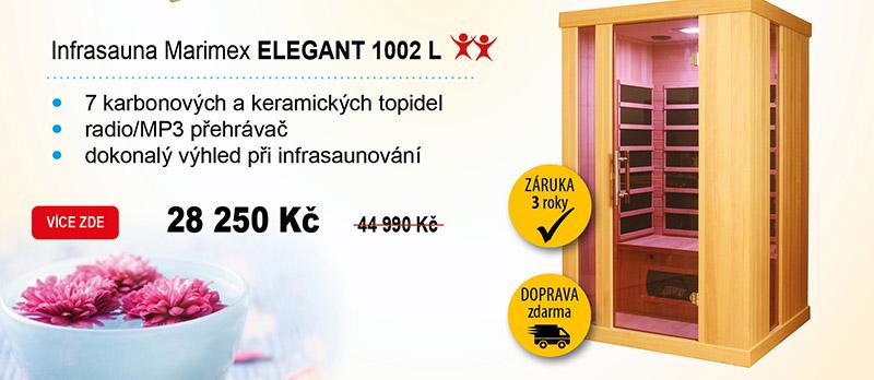 Infrasauna Marimex ELEGANT 1002 L