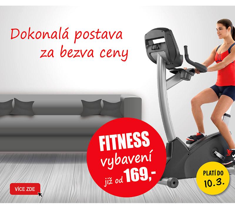 Fitness vybavení