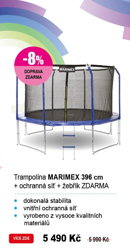 Trampolína Marimex 396 cm