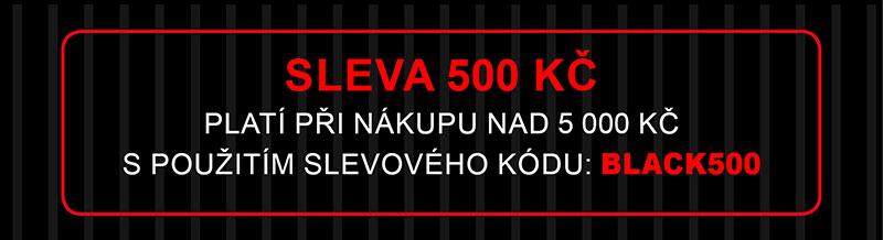 Sleva 500 Kč